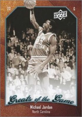 2009-10 Upper Deck Greats of the Game NBA Basketball - USA