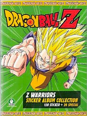 Dragonball Z : Z Warriors - Preziosi Collection - Italie