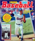 Baseball '90 - Sticker Album Panini - 1990 - USA/Canada