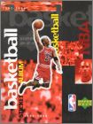 Basketball 1997/1998 - Sticker Album - Upper Deck