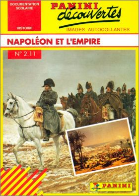 N° 2.11 : Napoléon et l'empire - France