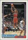 1992-93 Topps NBA Basketball - USA