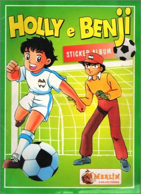 Olive et Tom / Holly e Benji 1995 - Merlin - Italie