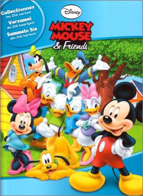 Mickey Mouse & friends (Disney) - Cora - Match - Belgique