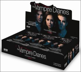 The Vampire Diaries Season 1 Trading Cards - USA