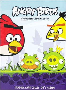 Angry Birds - Trading Cards - Emax