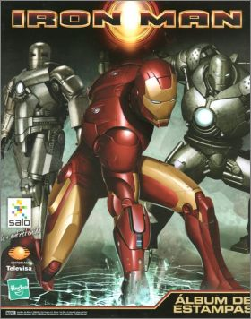 Iron Man - Salo - Mexique