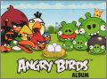 Angry Birds - Stickers Album - Emax - 2012