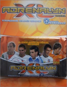 Adrenalyn XL 2011 Campeonato Petrobras Trading Card - Chili
