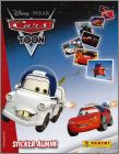 Cars Toon (Disney, Pixar) - Sticker Album - Panini - 2012