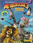 Madagascar 3 - Ricercati in Europa - Sticker Album - Panini