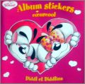 Album stickers coeur cool Diddl et Diddlina Tournon - France