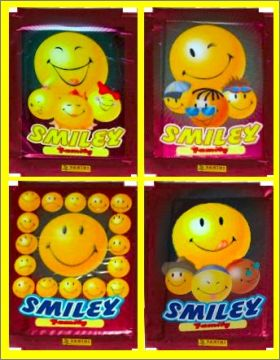 Smiley Family - Panini - 2000 - Allemagne