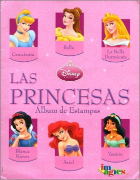 Las Princesas (Disney) - Imagics - Mexique