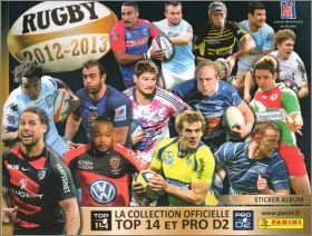 Rugby 2012 - 2013 - France - Panini