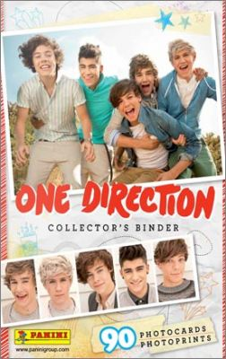 One Direction - 90 Photocards - Panini