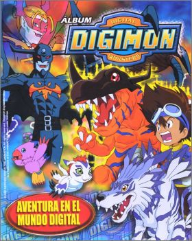 Digimon 2000 - Navarrete - Mexique