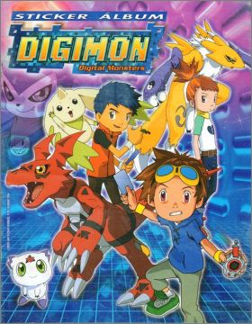 Digimon 2002 - Navarrete - Mexique