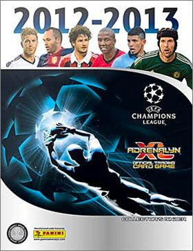 UEFA Champions League 2012-2013 Adrenalyn XL - Trading Cards