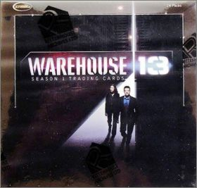 Warehouse 13 Season 1 / Entrepôt 13 - Trading Cards