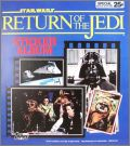 Return of the Jedi - Star Wars - Topps - Angleterre