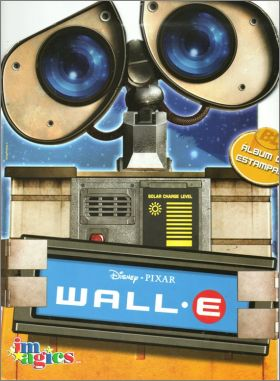 Wall.E (Disney, Pixar) - Imagics - Mexique