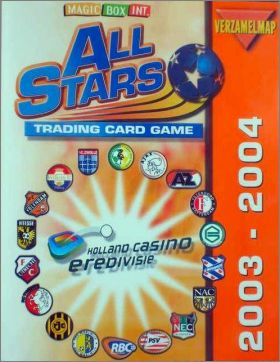 All Stars 2003/2004 - Tranding Card Game - Magic Box Int.