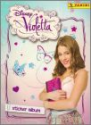 Violetta Disney - Sticker Album - Panini - 2012