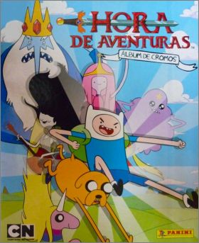 Hora de Aventuras - Cartoon Network 2012 - Panini - Espagne