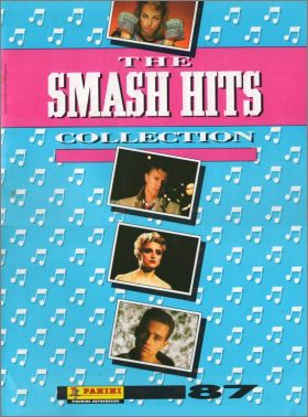 The Smash Hits Collection 87 - Panini - Italie