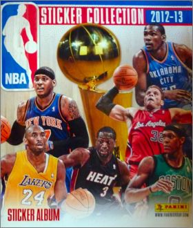 NBA - Stickers Collection - 2012-13 - Panini