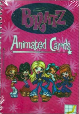 Bratz - Animated Cards - Prominter - 2003 - Italie