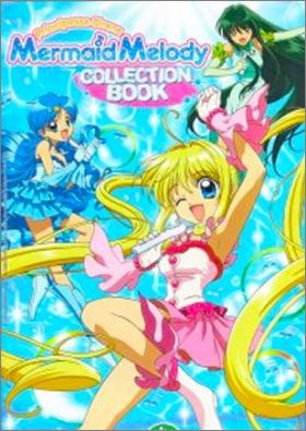 Principesse sirene Mermaid Melody collection book - Preziosi