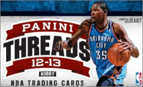 2012-13 Panini Threads NBA Basketball - USA