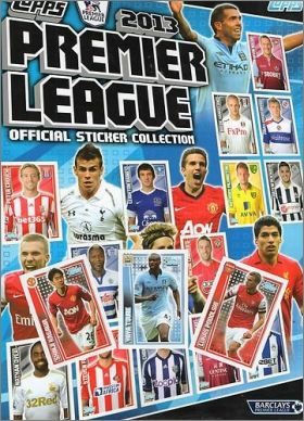 Premier League 2013 - Topps - Angleterre