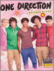 One Direction - Stickers Album - Panini - 2012