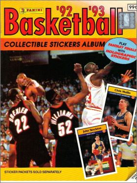Basketball 1992-1993 - Panini - USA
