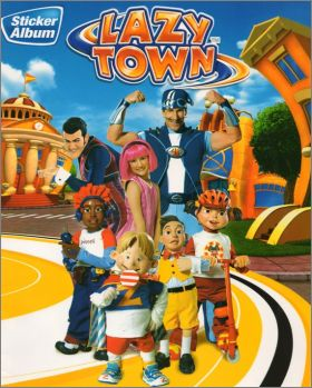 Lazy Town - Navarrete - Mexique