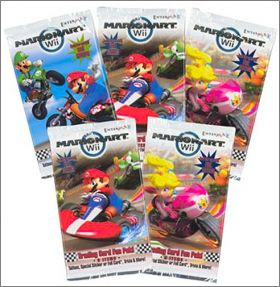Mario Kart Wii - Nintendo - Trading cards anglaise