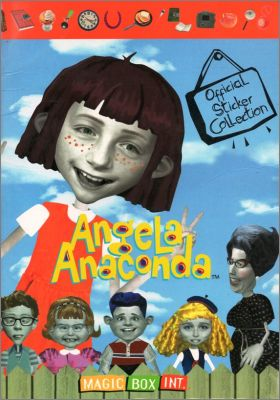 Angela Anaconda - Magic Box Int