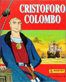 Cristoforo Colombo - Sticker Album - Panini - Italie - 1992