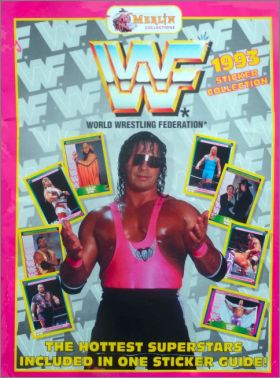 World Wrestling Federation (WWF - 1993) - Merlin - France