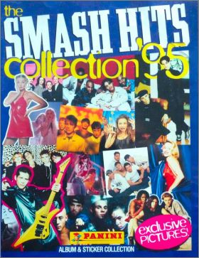The Smash Hits Collection'95 - Panini - Angleterre