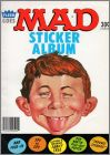 Mad Sticker Album - Fleer - USA