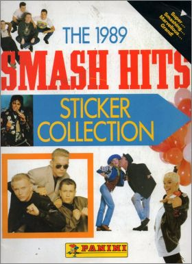 The Smash Hits Collection 1989 - Panini - Angleterre