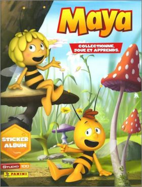 Maya l'Abeille - Sticker Album - Panini - 2013
