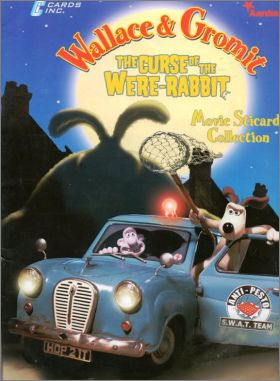 Wallace & Gromit - The Curse of the Were-Rabbit - Cards Inc