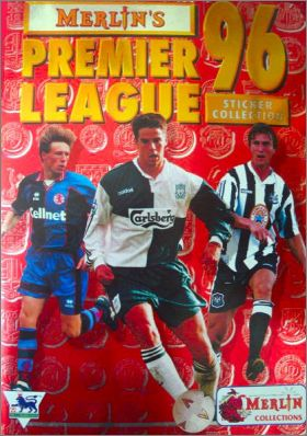 Premier League 96 - Merlin - Angleterre