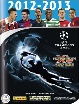 UEFA Champions League 2012-2013 Update Edition Adrenalyn XL