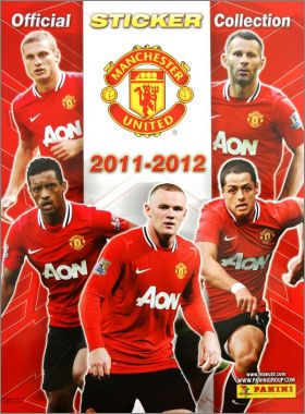 Manchester United 2011/2012 - Angleterre
